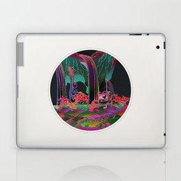 Reincarnation - Neon Waterfalls Laptop & iPad Skin