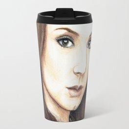 PLL - Troian Bellisario Travel Mug