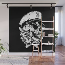 Death Captain Wall Mural