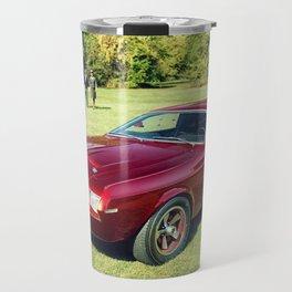 Rare 1963 Original Mustang Concept Travel Mug