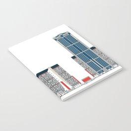 Complejo Parque Central Notebook