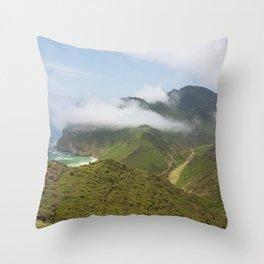 Salalah Oman 12 Throw Pillow
