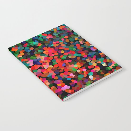 Abstract colors Notebook