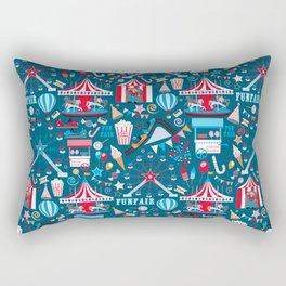 Fun Fair Rectangular Pillow