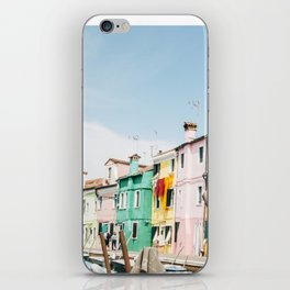 Burano, III iPhone Skin
