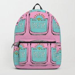 LET'S HAVE A BEER Backpack