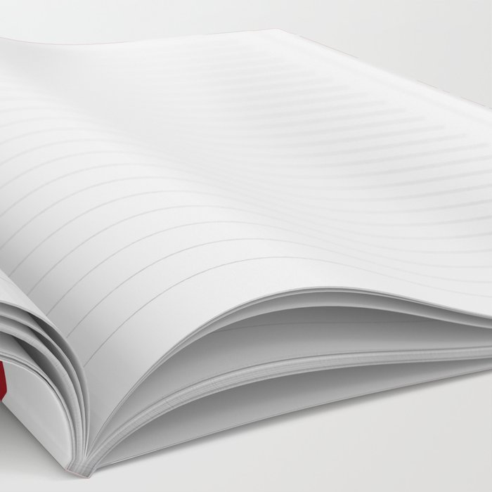 Netherlands Flag Football Notebook
