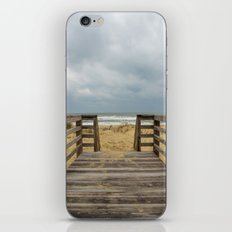 Draw me into the Sea iPhone & iPod Skin