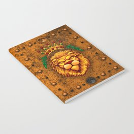 Rhythm and Sol - Oro Notebook
