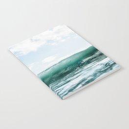 The Ocean Calms My Restless Soul Notebook