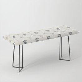 WILDFLOWER JASMIN GREY Bench