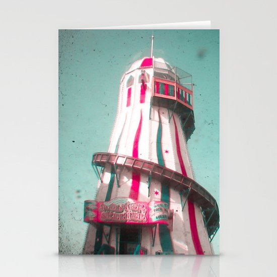 Helter Skelter Stationery Cards