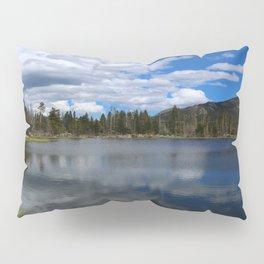 Sprague Lake Reflection Pillow Sham