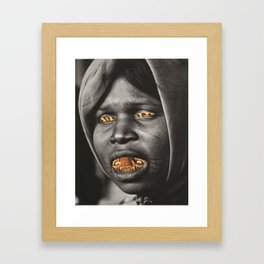 The Human Condition Framed Art Print