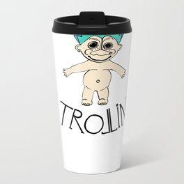 Trollin Metal Travel Mug