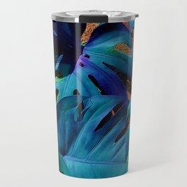 filadendron blue Travel Mug