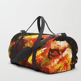 perfect chameleon Duffle Bag