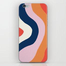 moab, canyon stripes iPhone Skin