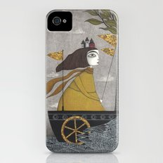 Day on the River iPhone (4, 4s) Slim Case