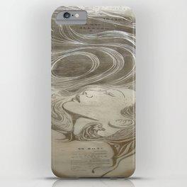 T S U N A M I iPhone Case