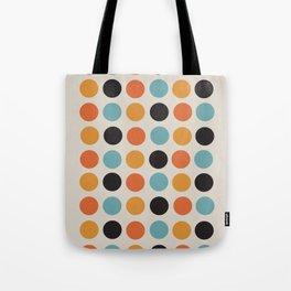 Bauhaus dots Tote Bag