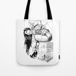 CONVERSATION FOR THE SOUL. Tote Bag