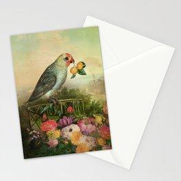 Mandarin Basilic Stationery Cards