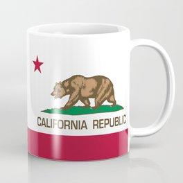 California Republic Flag Coffee Mug