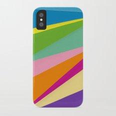Multilayer iPhone X Slim Case