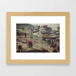 Asia 26 Framed Art Print