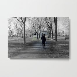 It's a long road to nowhere Metal Print