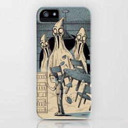 Empty Fridge iPhone Case