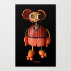 Fred Favolas Canvas Print