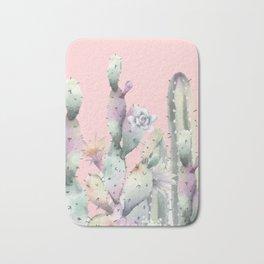 cactus3 Bath Mat