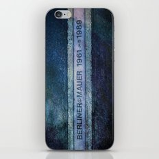 Berliner Mauer iPhone & iPod Skin