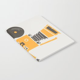 Cine Camera Notebook