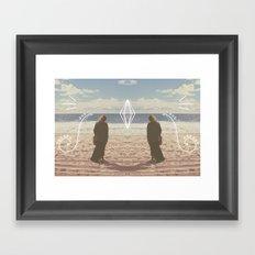 Haras Framed Art Print