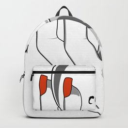 Woman Hand Backpack