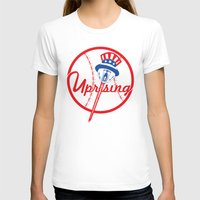 yankees T-shirts featuring the NY uprising by Jacekeller