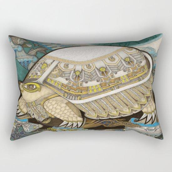 Turtle Rectangular Pillow