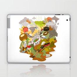 Ohio Love! Laptop & iPad Skin