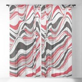 cream Sheer Curtain