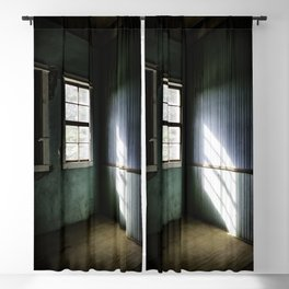 Looking for truth Blackout Curtain