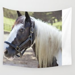Equine Beauty Wall Tapestry