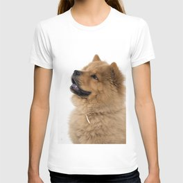 Chow Chow other profile T-shirt