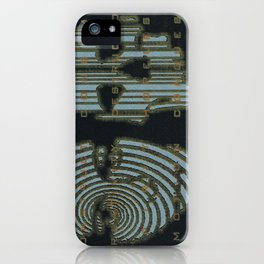Human Condition iPhone Case