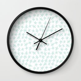 Fanfare III Wall Clock