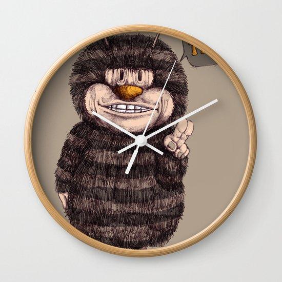 beeboy Wall Clock