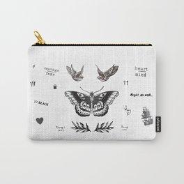 Tattoo à la Harry Carry-All Pouch
