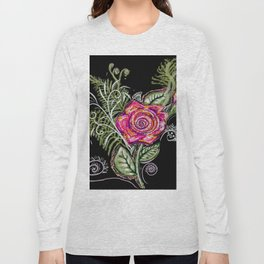 RazzleRose Long Sleeve T-shirt